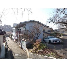 白石川 絶景の眺め おすすめ大家さん リバーサイドコーポ 2階室 バストイレ別 28,000円