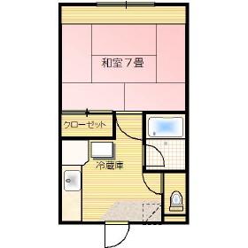 1階 洋室 2階 和室(外観)