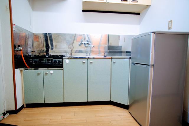 冷蔵庫付き(キッチン)