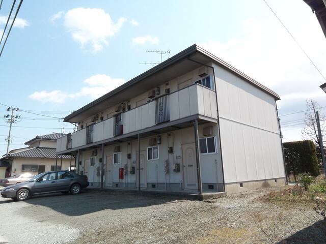 大家さんの隣 ネット無料・バストイレ別 1階洋室・2階和室8帖     SKハイツ 31,000円+1,000円