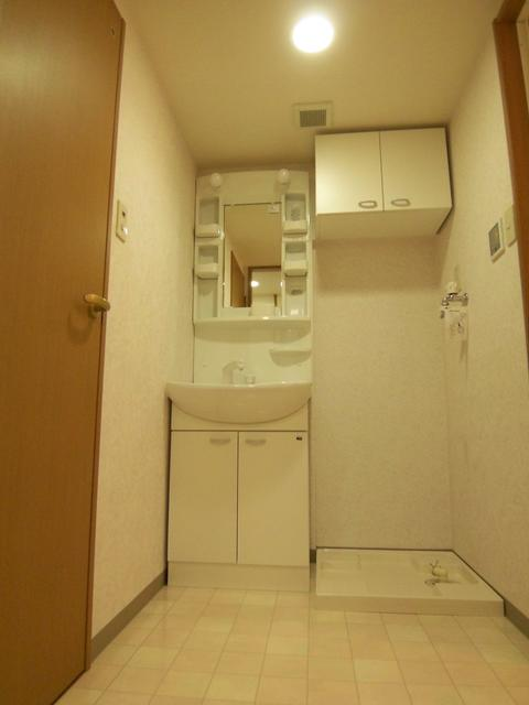 洗面所・室内洗濯機置場