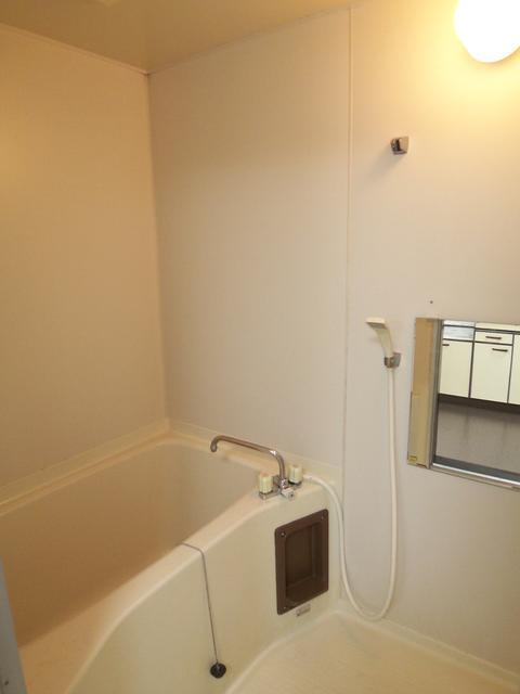 バストイレ別室です(キッチン)