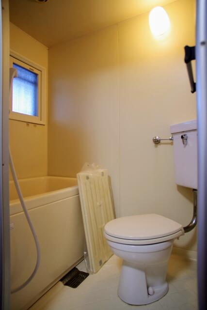 バストイレ同室(風呂)